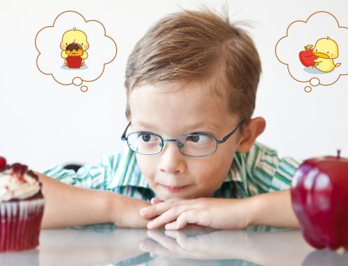 Ensinar as crianças a comerem bem: Por que é tão difícil?
