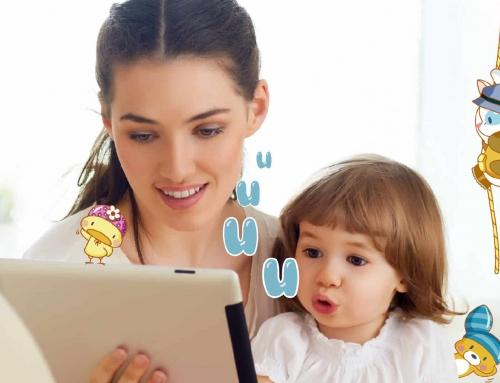 Como os jogos podem estimular a fala das crianças?