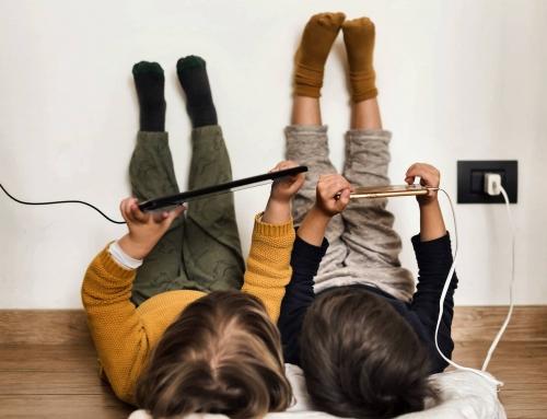 Crianças e Telas: Como Construir Hábitos Saudáveis