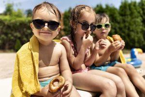 férias-crianças